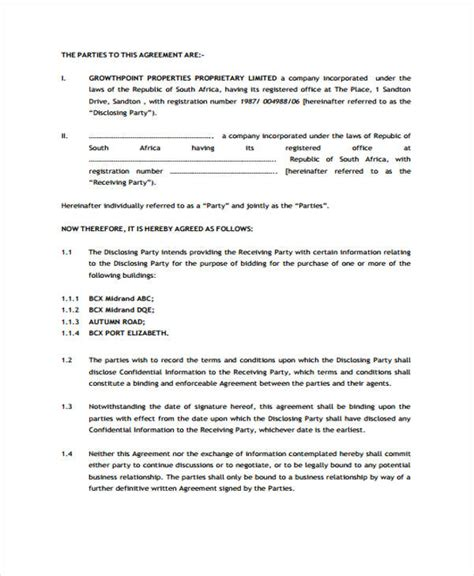Patient Confidentiality Letter 21 Confidentiality Agreement Form Template Free Documents In Pdf Word