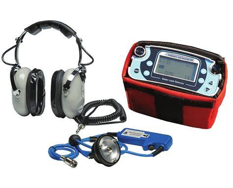 Plumbing Leak Detection Tools by Subsurface Instruments Ld 18 Digital Water Leak Detector