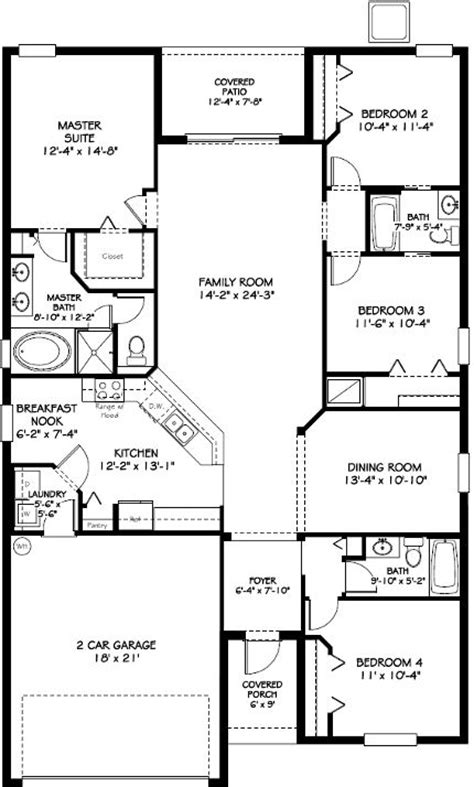 chagne bedroom love this floor plan home decor pinterest normandy bedrooms and garages
