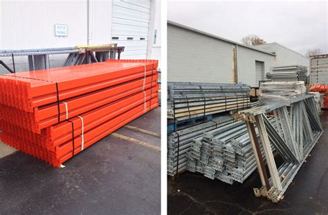 Used Pallet Racks by We Used Pallet Racking The Shelving