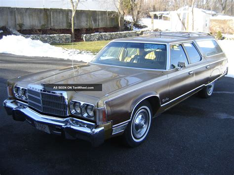 Chrysler Station Wagon by 1977 Chrysler Town Country Station Wagon