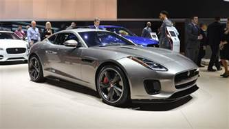 Jaguar F Type News 2018 Jaguar F Type Becomes A Tamer With New 2 0