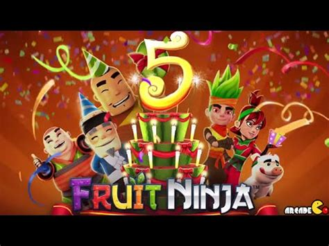 fruit 5th fruit new update 5th anniversary tournament all