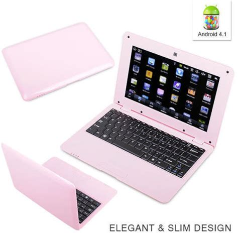 8 Best Mini Laptops by Laptops Notebooks 10 Quot Inch 8gb Pink Android 4 1