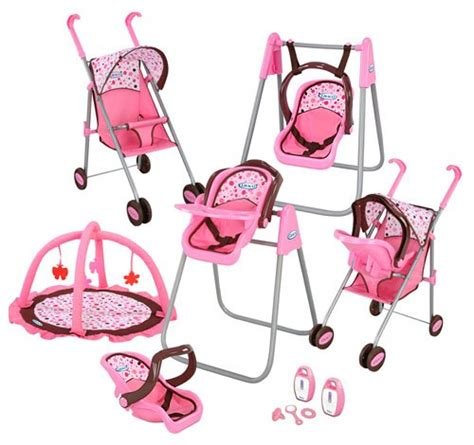 Graco Doll High Chair Set by 22