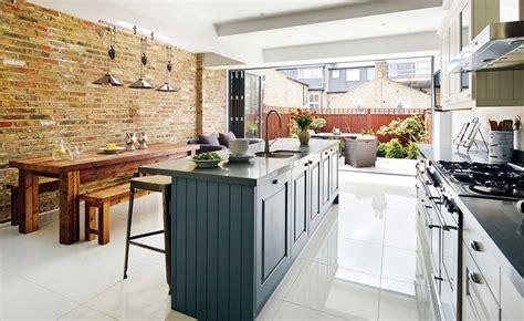 Brickhouse Kitchen by Best To Modify Brick House Style