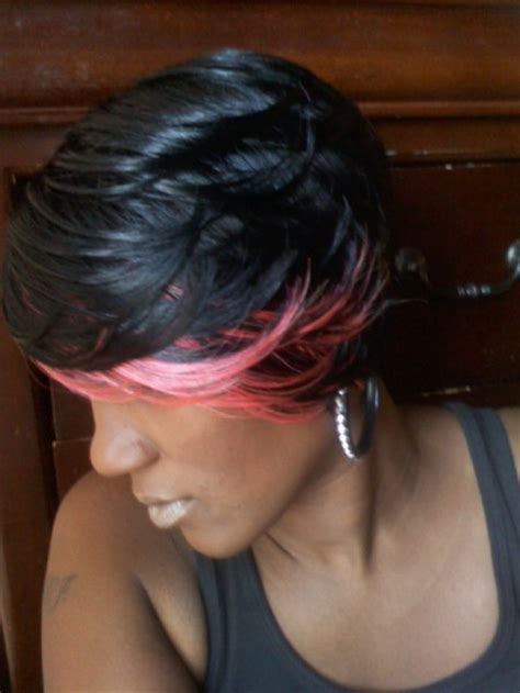 weave styles for fat faces short weave hairstyles for black women