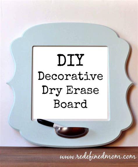 decorative dry erase boards for home decorative diy dry erase board