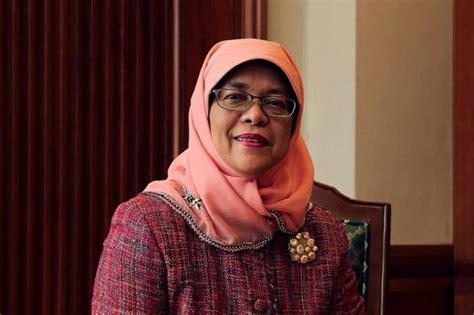 biography halimah yacob leadership halimah yacob becomes singapore s first female