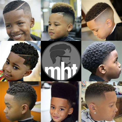 1 year old boy hairstyles for black babies 17 black boys haircuts 2018