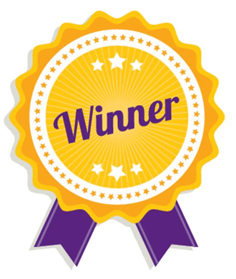 Winner rosette clipart clipartfox
