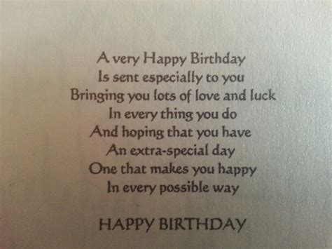 What To Write In A 30th Birthday Card Verses For Male Birthday Cardds On Pintrest Yahoo Image