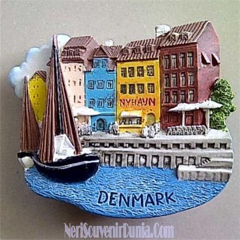 Jual Magnet Kulkas Impor Dari Denmark Untuk Oleh Oleh jual souvenir magnet kulkas denmark pelabuhan