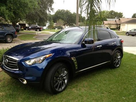 auto air conditioning repair 2012 infiniti fx electronic throttle control purchase used certified 2012 infiniti fx35 awd 4dr limited edition in brandon florida united