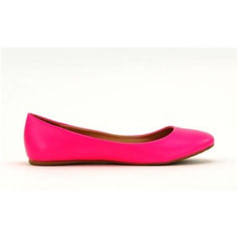 neon pink flat shoes 53 nine west shoes brand new nine west neon pink