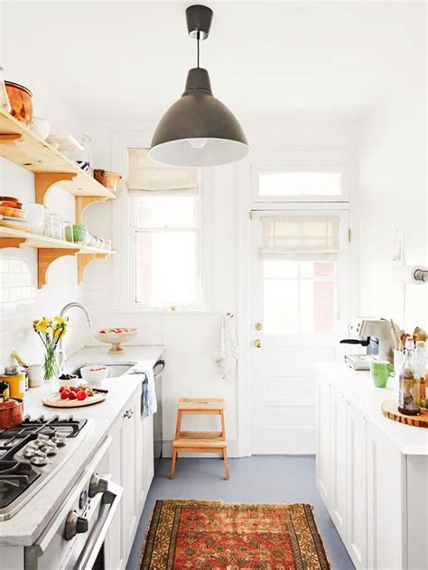 cuisine 騁roite et longue am 233 nager une cuisine en longueur 20 exemples pour vous