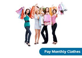 pay monthly catalogues and manageable finance