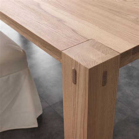 tavoli da pranzo allungabili legno massello woods tavolo da pranzo allungabile in legno massello fino