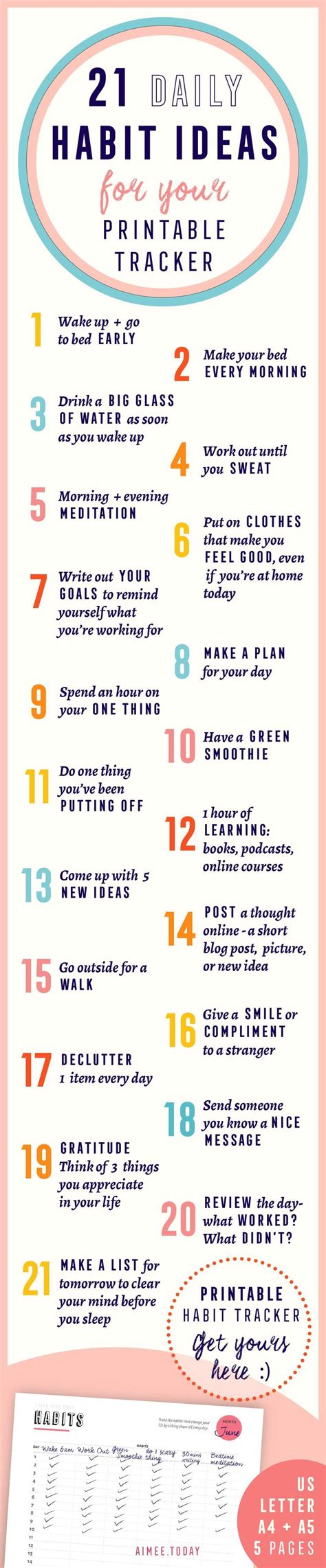 Best 25 Healthy Habits Ideas Best 25 Goals Ideas On Goals List Coaching Tools And Healthy Habits
