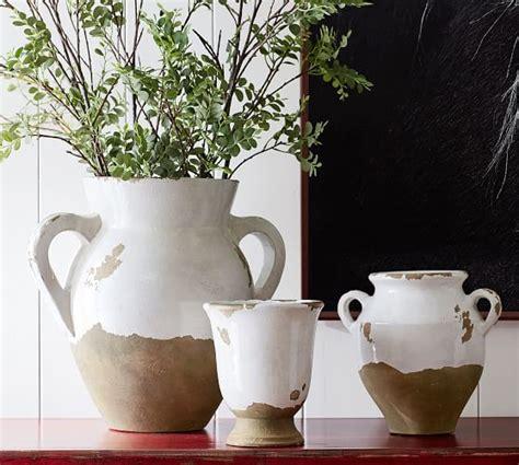 Pottery Barn Vases by Tuscan Terra Cotta Vases Pottery Barn