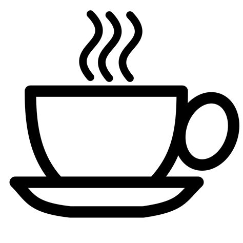 coffee cup silhouette png free coffee mug icon 422754 download coffee mug icon