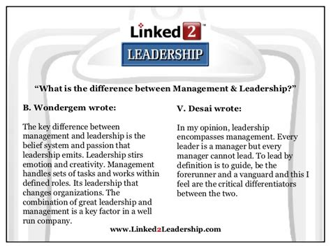 Masters In Management And Leadership Vs Mba by Difference Between Management And Administration Essay