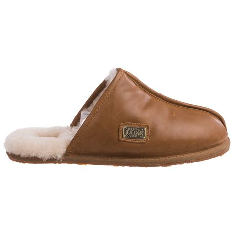 mule leather slippers australia luxe collective closed mule slippers for