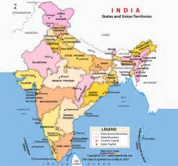 Maps India by India Map