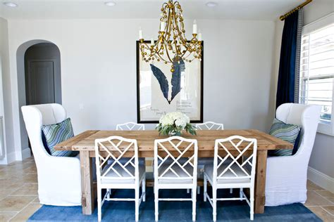 slipcovered dining chairs transitional dining room superb wing chair slipcover in dining room transitional