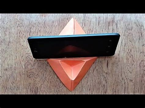 Phone Stand Origami - 25 best ideas about origami mobile on mobiles