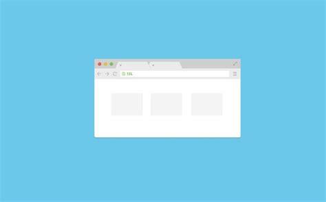 flat design browser mockup chrome browser flat mockup freebiesbug