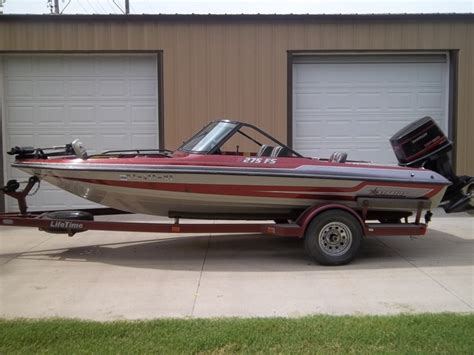 fish and ski boats stratos 1989 stratos fish and ski tct classifieds