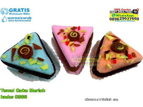 Rainbow Roll Cake Murah Meriah Towel Cup Cake Souvenir Pernikahan