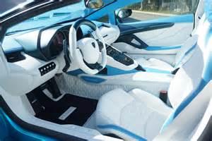 Lamborghini Aventador White Interior Lamborghini Aventador Lp 700 4 Roadster By Mansory