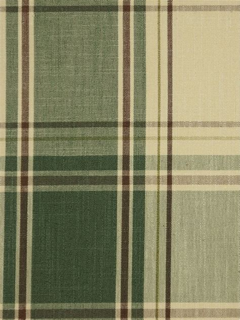 plaid blackout curtains hudson yarn dyed big plaid blackout double pinch pleat