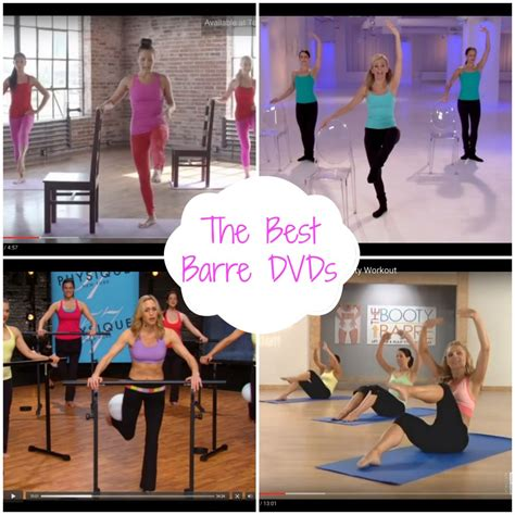 the best barre dvds my own balance