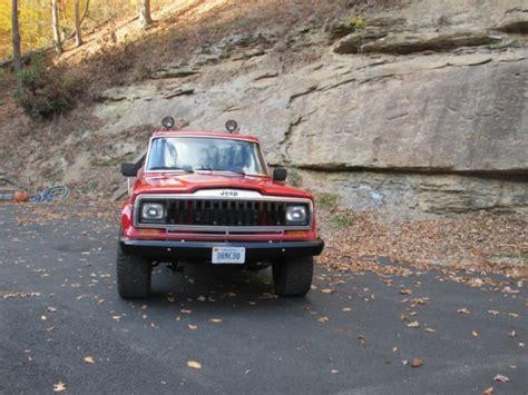 jeep honcho stepside 1983 jeep honcho stepside truck classic jeep j10 1983