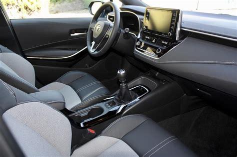 toyota corolla hatchback driven top speed