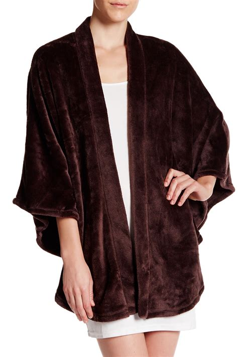 fleece bed jacket natori fleece bed jacket nordstrom rack