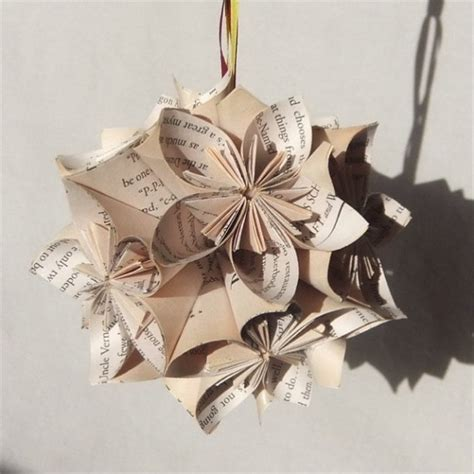 Origami Harry Potter - harry potter origami tree ornament aftcra