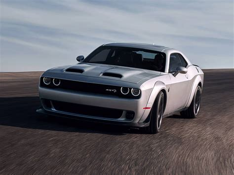 2019 Dodge Challenger by 2019 Dodge Challenger Hellcat Redeye Takes Horsepower