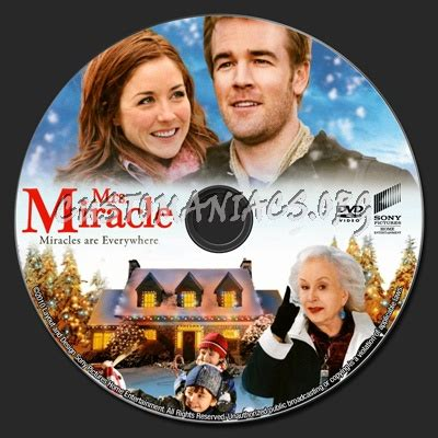 Mrs Miracle Free Mrs Miracle 2009 Dvd Label Dvd Covers Labels By Customaniacs Id 124644 Free