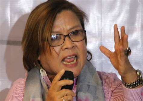 the leader i want leila de limas to fix list for 2016 de lima willing to be shot if drug links proven