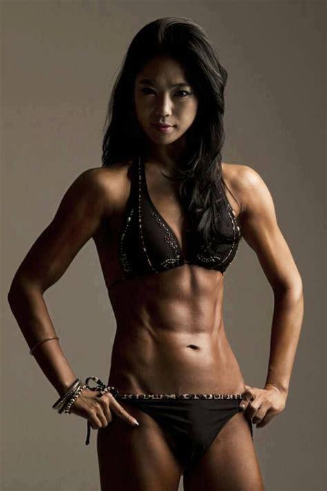 japanese women fitness asian hardbody athletic girls pinterest bar fit and