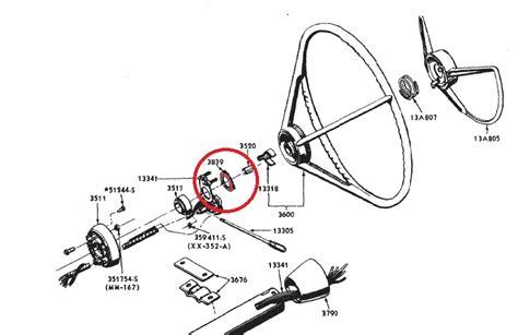 1966 mustang turn signal switch repair free