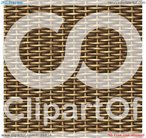 ai weave pattern clipart of a seamless 3d basket wicker weave texture