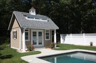 pool houses cabanas sheds amp side bars homestead and from