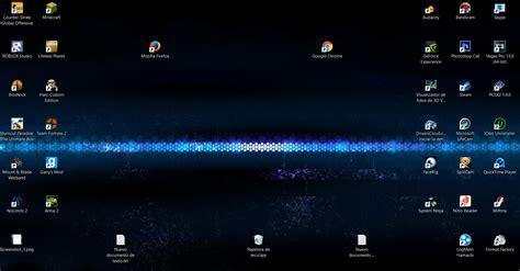 iconos para escritorio windows 7 191 se te desordenan los 237 conos escritorio 161 soluci 243 n