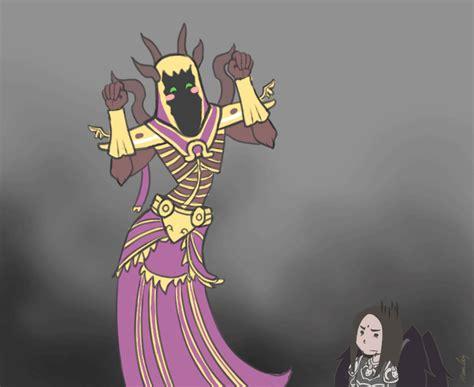 Messenger Hades hades caramelldansen smite by cutichan on deviantart