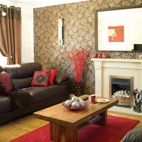 red and brown living room red and taupe living room housetohome co uk